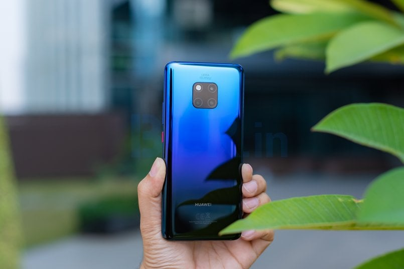 Huawei Mate 30 is already in testing; could reportedly release around October with 5G support