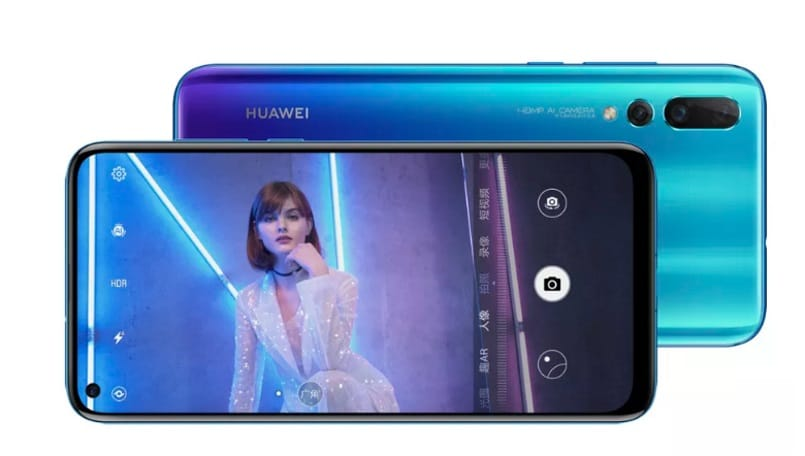 Huawei Nova 4 with punch-hole front camera, 48-megapixel rear camera launched: Price, specifications