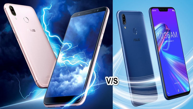 Asus Zenfone Max M2 vs Zenfone Max M1: Specifications, features, price compared