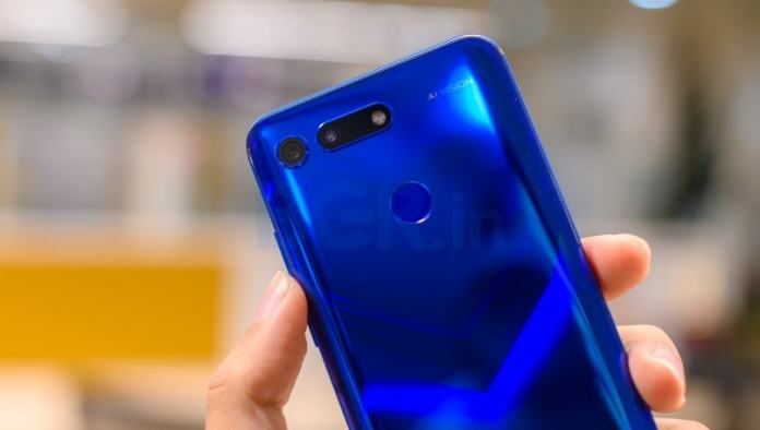 Honor 20 Pro to feature Sony IMX600 camera sensor; could debut on April 25
