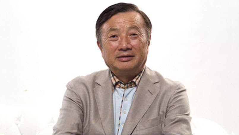 Huawei doesn't spy for China and install backdoors in its smartphones, says CEO Ren Zhengfei