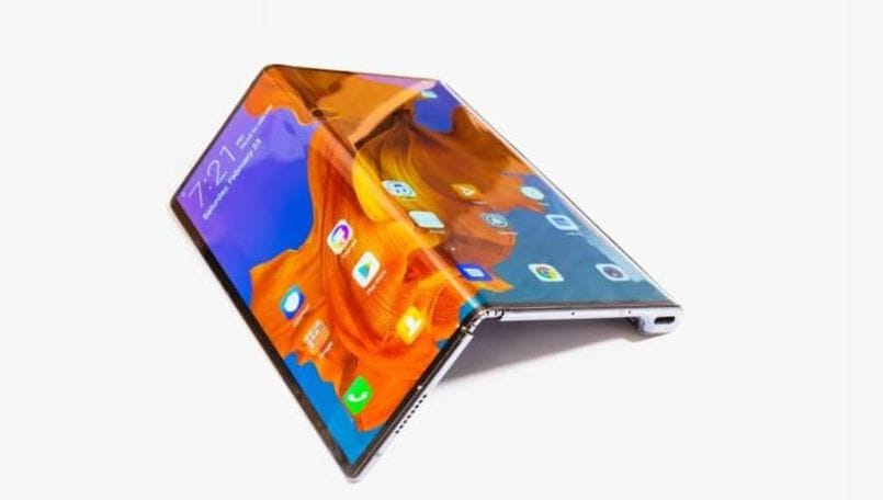 MWC 2019: Huawei Mate X 'world's first 5G foldable Android smartphone' launched