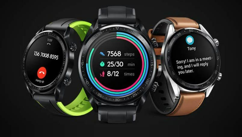 Huawei Watch GT smartwatch, Band 3 Pro, Band 3e launched in India: Price, specifications and feature