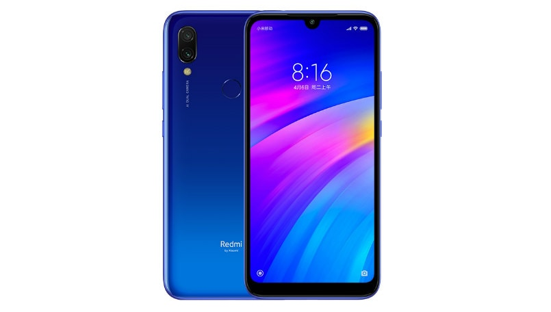 Xiaomi Redmi 7 with Snapdragon 632 SoC, 4,000mAh battery goes official: Price, specifications and features