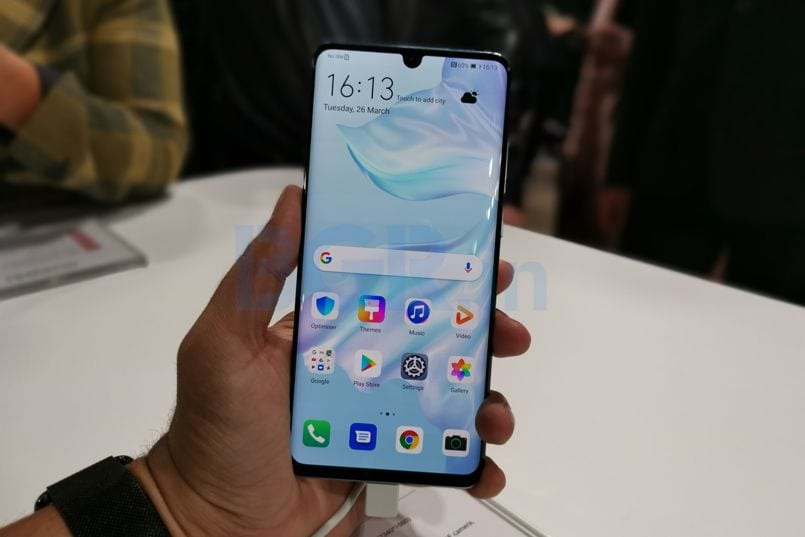 Huawei P30 Pro gets EMUI 9.1.0.186 update; brings July security patch, camera improvements and more