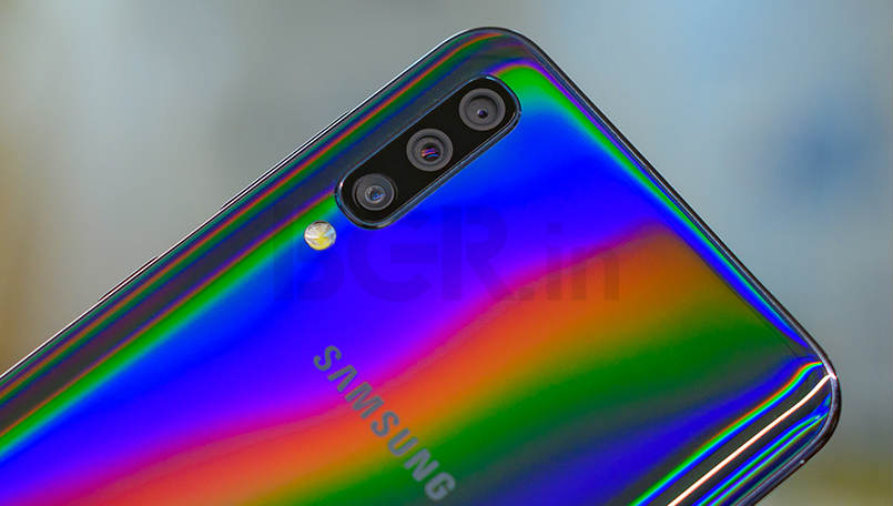 Samsung Galaxy A50 update brings October security patch and more