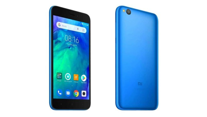 Xiaomi Redmi Go entry-level Android Go smartphone launched at Rs 4,499: Availability, specifications