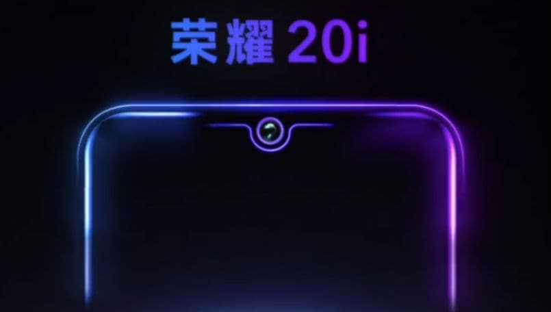 Honor 20i with 32-megapixel selfie camera launching on April 17