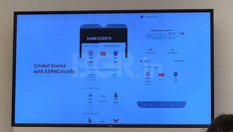 OnePlus OxygenOS India features Cricket Scores
