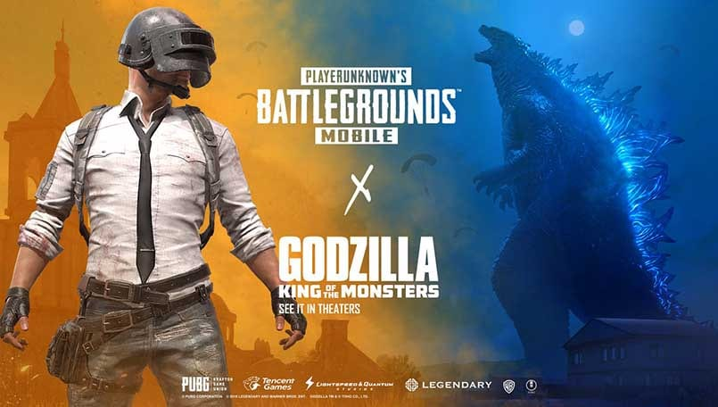 Godzilla is coming to PUBG Mobile: Here's where you can find the Easter eggs