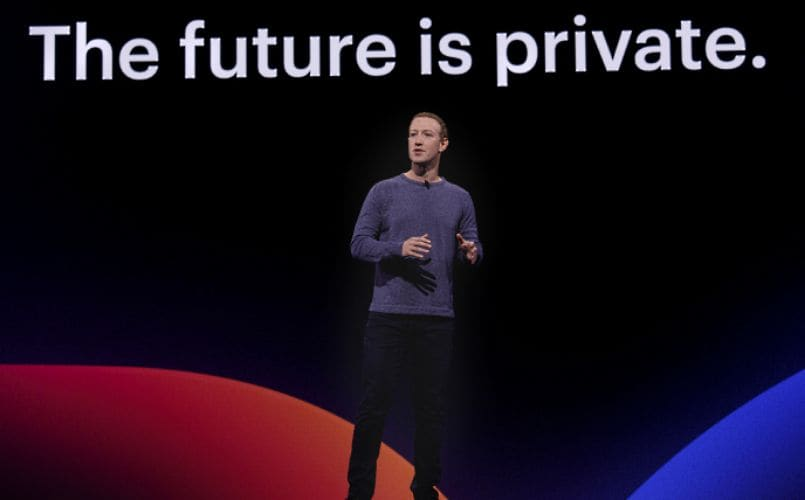 "Top 5 announcements from Facebook's F8 developer conference: ""The Future is Private"""