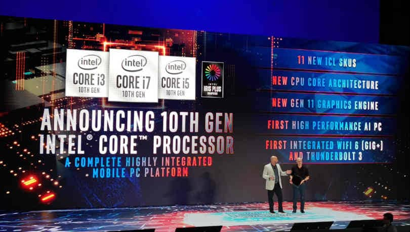 Computex 2019: Intel previews 10nm Ice Lake mobile processor and launches 9th gen Core i9-9900KS processor