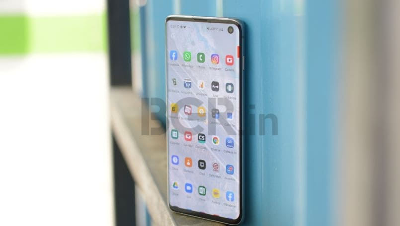 Samsung Galaxy S10's latest software update adds Galaxy Note 10's camera features
