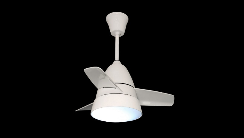 Fanzart Pappu Mini Ceiling Fan with LED light launched: Price in India, features