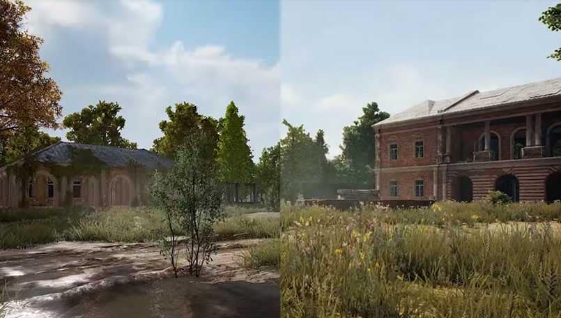 Here's a ranking of all the PUBG Mobile maps