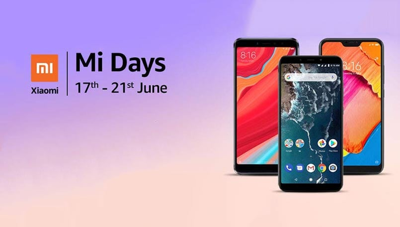 Xiaomi Redmi 7, Redmi Y3, Mi Soundbar deals on offer during Amazon Mi Days Sale