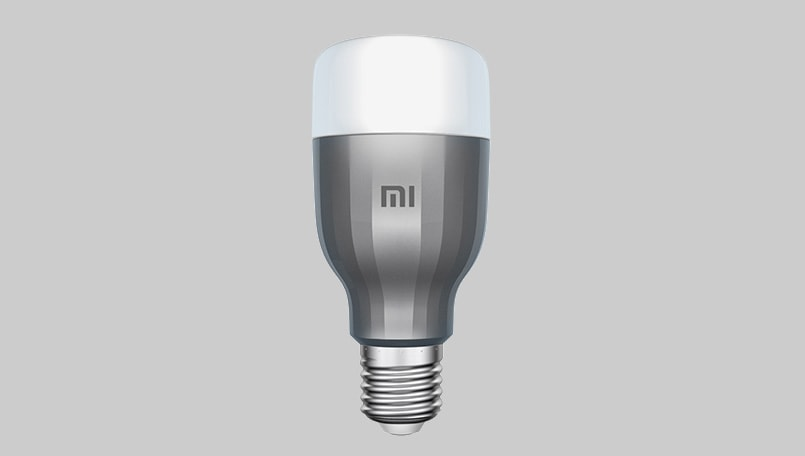 Xiaomi Mi LED Wi-Fi Smart Bulb now available on open sale; priced at Rs 1,299