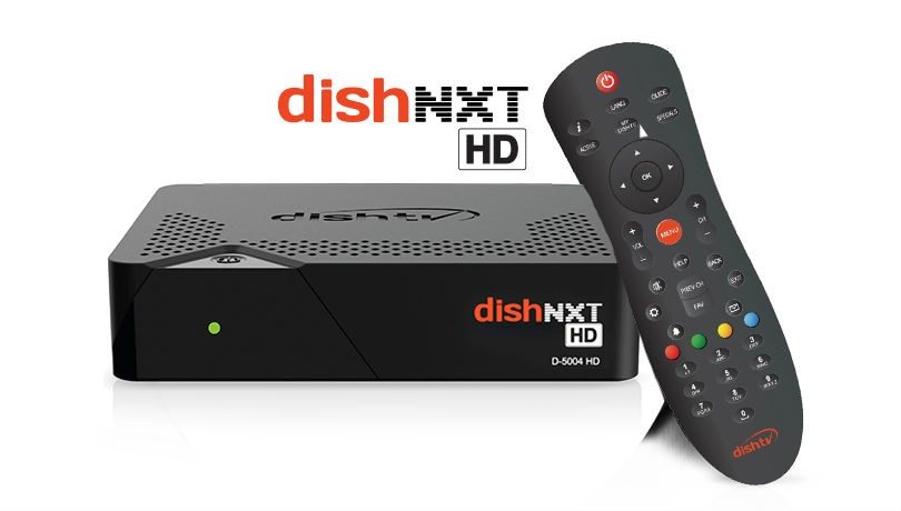 Dish TV NXT HD set-top-box price in India slashed; now available for Rs 1,590