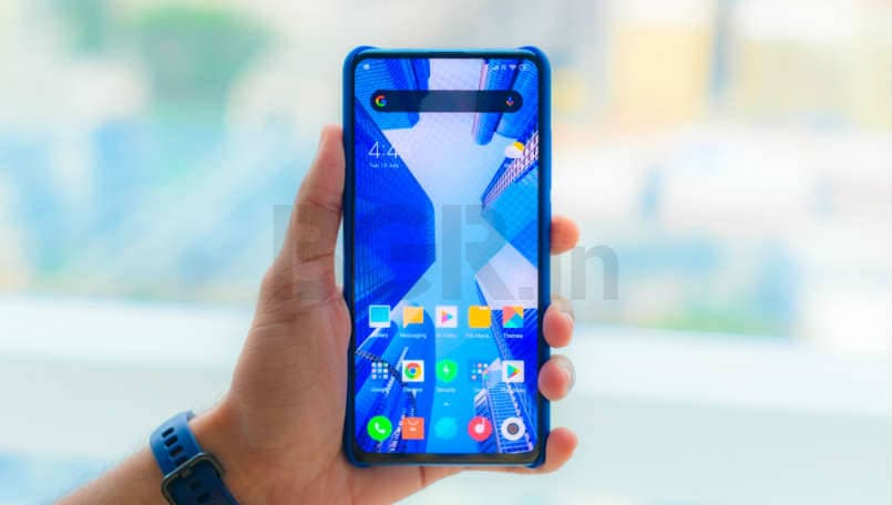 Xiaomi Redmi K20 Pro Android 10 update rolling out to users in India
