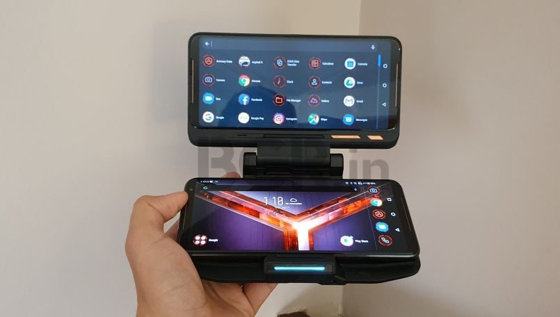 Asus ROG Phone 2 TwinView Dock