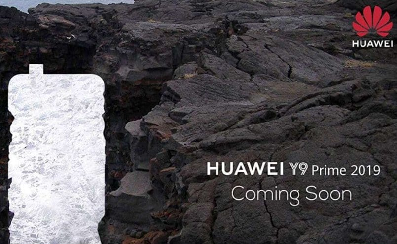 Huawei Y9 Prime (2019) with pop-up camera to soon launch in India