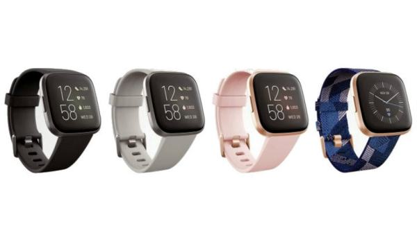 Fitbit Versa 2 fitness smartwatch with swim-proof design launched in India