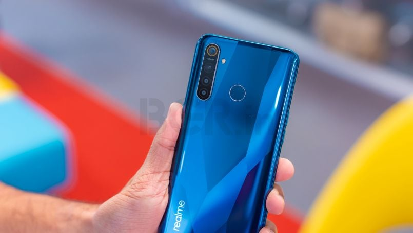 Realme 5 Pro price in India cut, now available for Rs 12,999 via Flipkart
