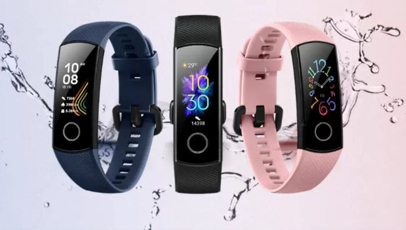 Honor Band 5 with color AMOLED display launched in India, priced at Rs 2,599