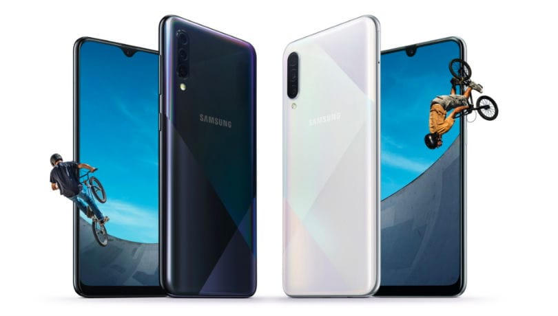 Samsung Galaxy A30s, Galaxy A50s with triple rear cameras, 4,000mAh battery unveiled