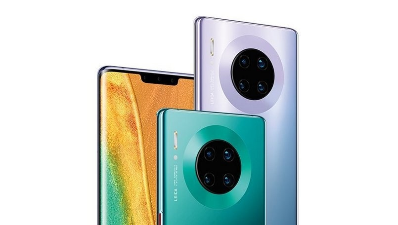 Huawei Mate 30 Pro launched with dual 40-megapixel camera, Kirin 990 5G SoC; Mate 30 tags along