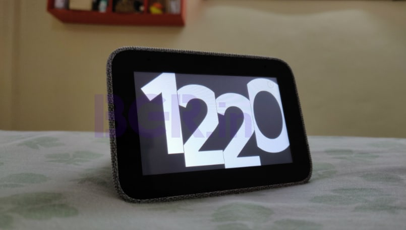 Lenovo Smart Clock Review: 'Hey Google, time to ditch the vintage alarm clock'
