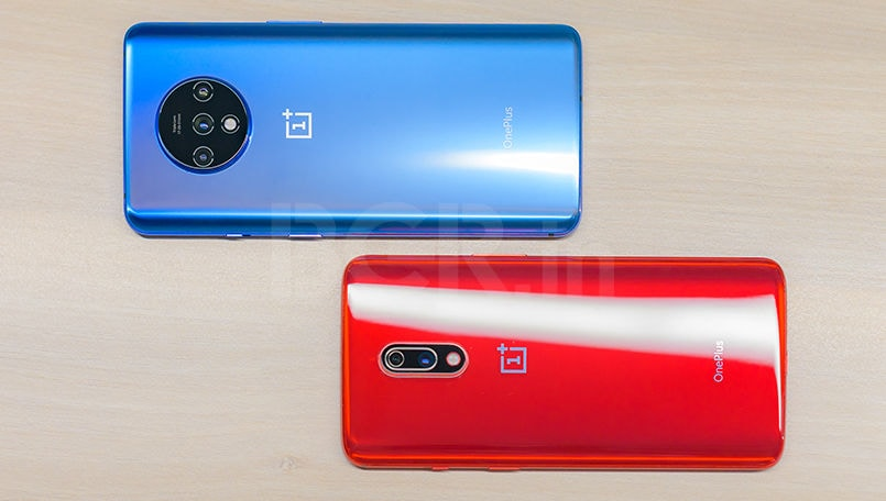 OnePlus 7T vs OnePlus 7 Comparison 2