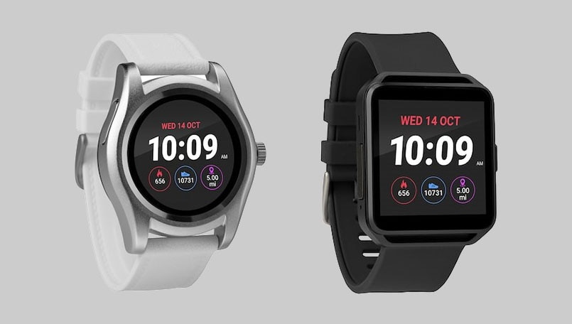Timex iConnect and iConnect Fashion smartwatches launched in India