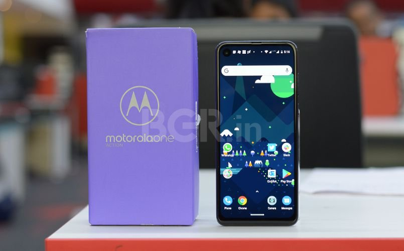 Motorola One Action Review: One for video lovers