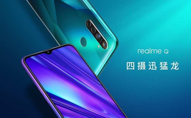 Realme Q with 48-megapixel quad cameras launched: Price, features, specifications