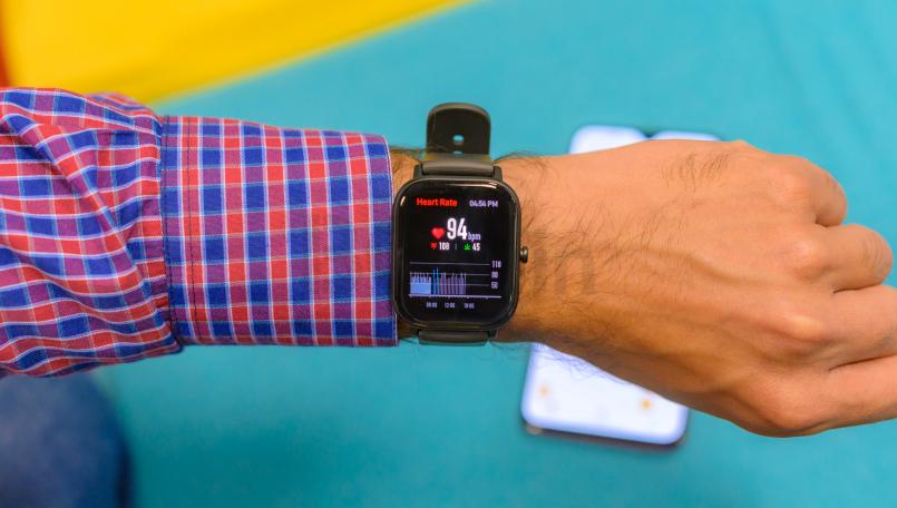huami, huami amazfit gts, huami amazfit gts price in india, huami amazfit gts review, huami amazfit gts specifications, amazon india, huami amazfit gts india launch