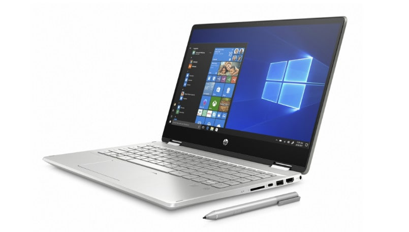 HP Pavilion x360 notebook with in-built Alexa launched in India: Check price and other details