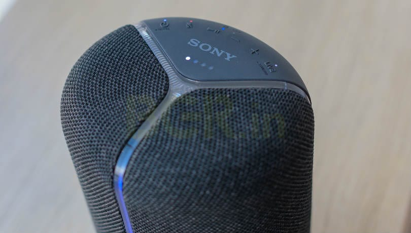 Sony SRS-XB402M Smart Speaker Review: Powerful audio with Alexa smarts