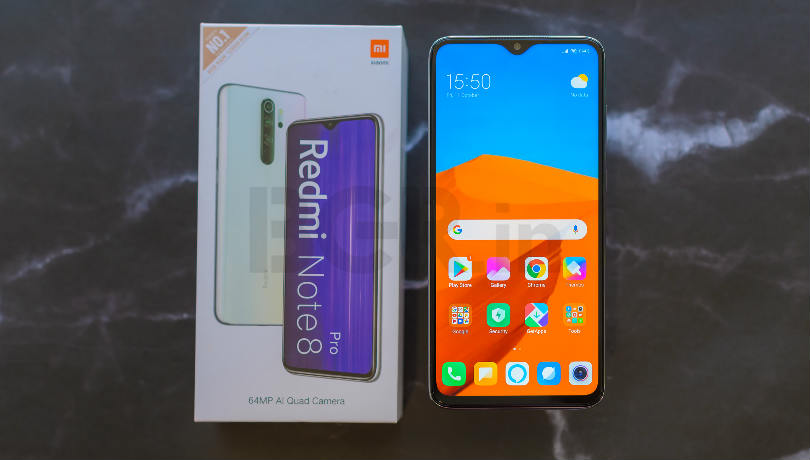 Redmi Note 8 Pro First Impressions: Xiaomi targets gamers and photography enthusiasts