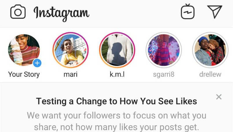 Instagram is hiding like counts globally after testing in select countries