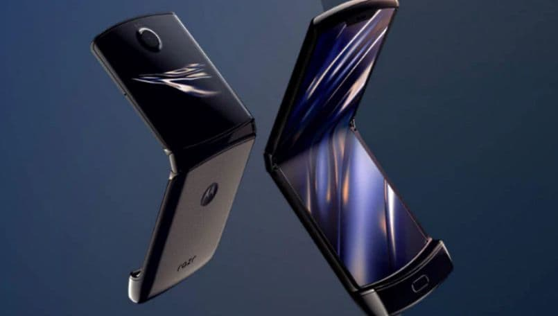 Motorola Razr 2019 foldable launching very soon in India; teasers out