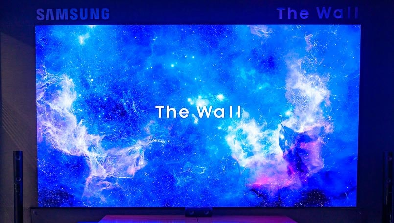 Samsung The Wall First Impressions: Offering an unparalleled experience