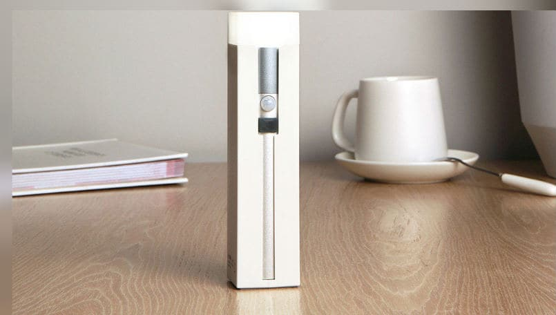 Xiaomi launch: Latest product is a flashlight, lamp and power bank in one