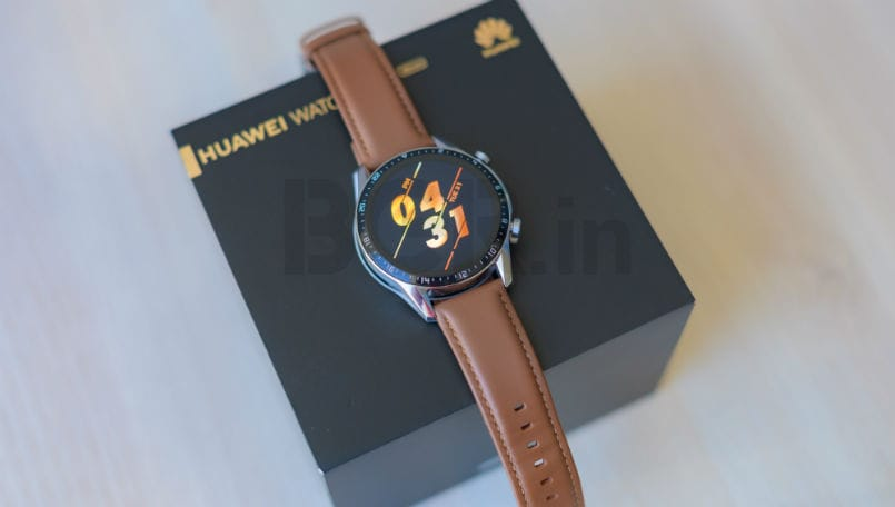 Huawei Watch GT 2 Review: Great design and impressive battery life