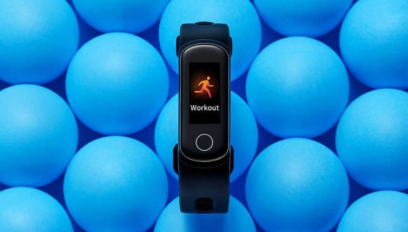 Got 2020 Fitness resolution? HONOR Band 5i is your best companion