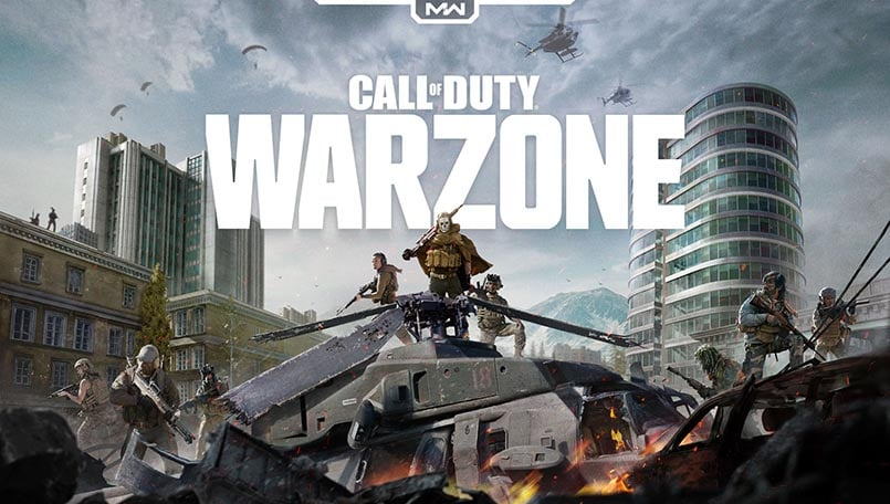 Call of Duty: Warzone is live; garners 6 million players in 24 hours