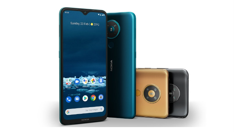 HMD Global sends briefing invites for August 25, Nokia 5.3 launch expected