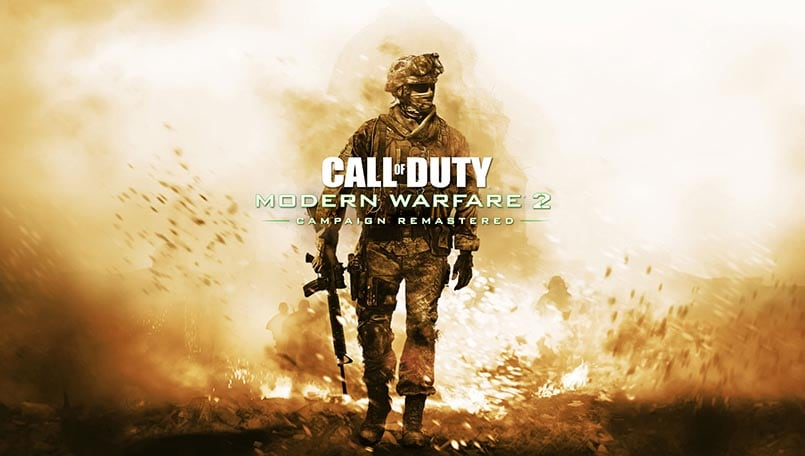 Call of Duty: Modern Warfare 2 remastered version released