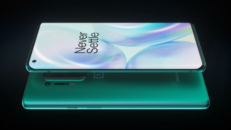 OnePlus 8 Pro suffers from Black Crush display issue; company reportedly offers refund or repair option