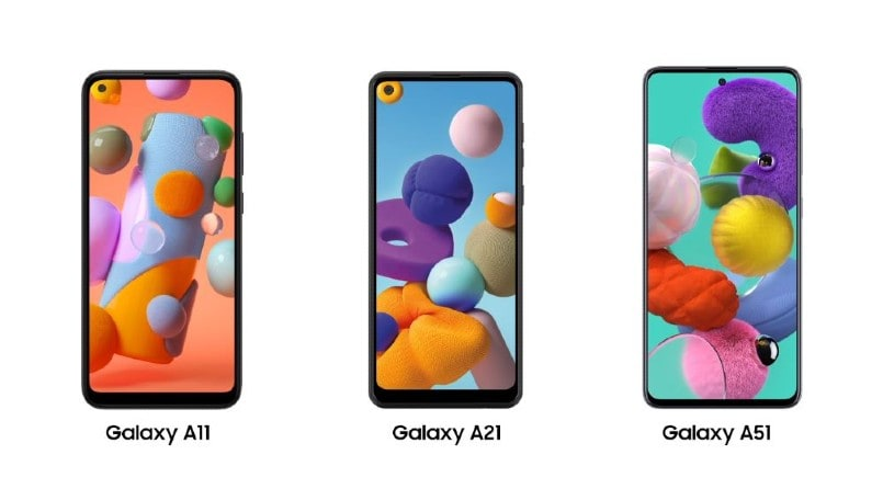 Samsung launches Galaxy A21, Galaxy A71 5G, Galaxy A51 5G and more: Check specifications, price
